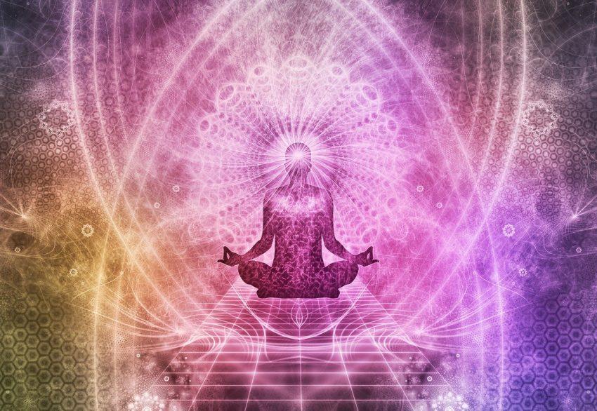 cannabisolje og spiritualitet meditasjon